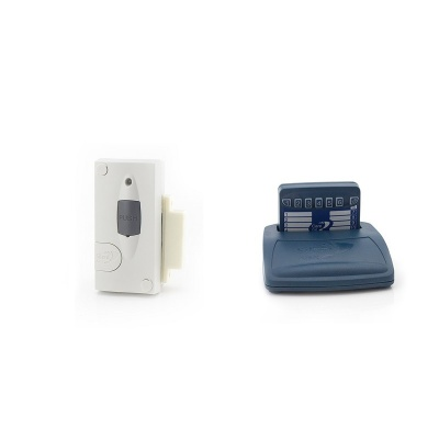 Care Call Magnetic Door Alarm System with Pager