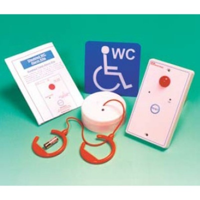 SSD Disabled Toilet Alarm Kit