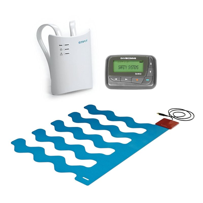 Emfit Epilepsy Tonic Clonic Seizure Monitor With Bed