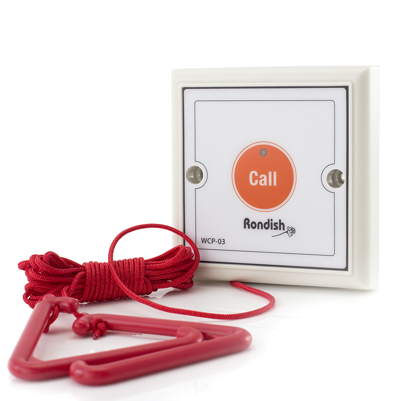 Pull Cord Transmitter For Rondish Disabled Toilet Alarm