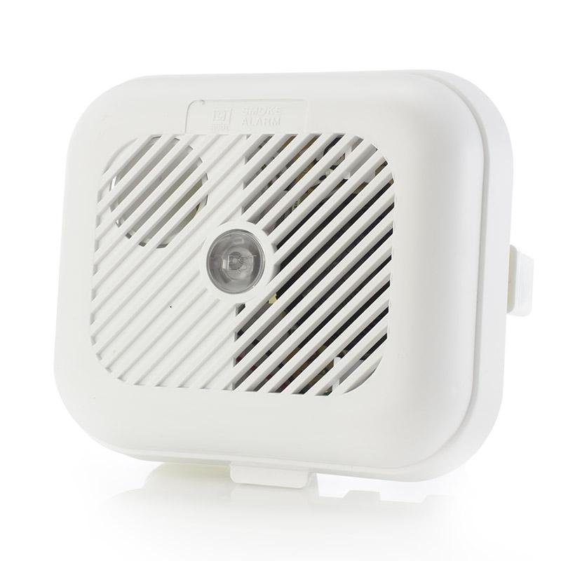 silent alert sa3000 hard of hearing wireless smoke alarm care alarms. Black Bedroom Furniture Sets. Home Design Ideas