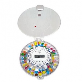 Tabtime Medelert Pill Dispenser and Reminder