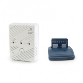 Care Call Carbon Monoxide Alarm System with Pager