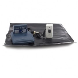 Care Call Under Carpet Pad Alarm System with Pager