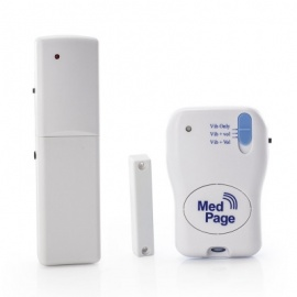 Door and Window Contact Alarm with MPPL Pager Kit