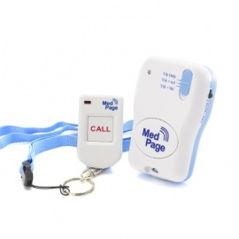 Key Fob Pendant and MPPL Pager Alarm Kit
