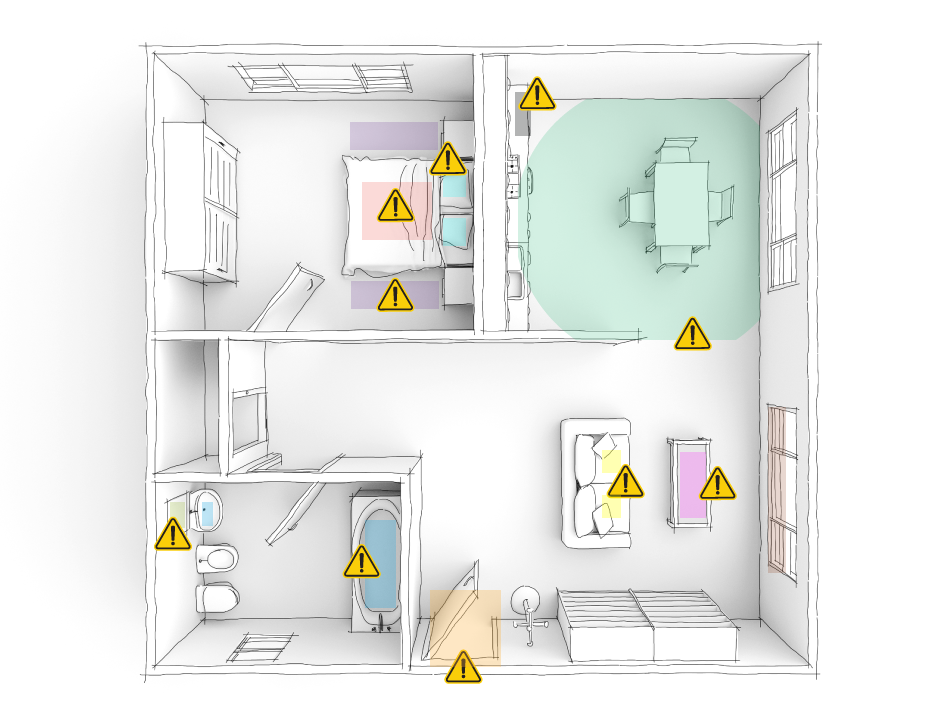 Learn About The Different Hazards Your Home Could Present To The Elderly