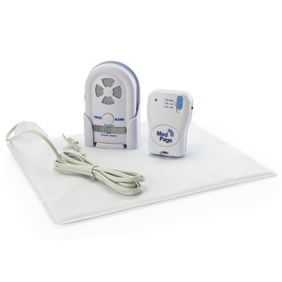 Chair Occupancy Alarm Mat System with Voice Alert and MPPL Pager