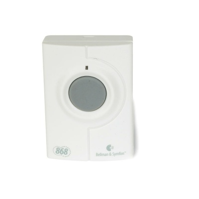 Bellman Visit Baby Cry Transmitter, Push Button Transmitter, Telephone Transmitter, Ionisation Smoke Detector and Portable Receiver