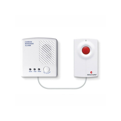 Bellman Visit Baby Cry Transmitter, Door Transmitter, Telephone Transmitter, Carbon Monoxide Detector and Portable Receiver