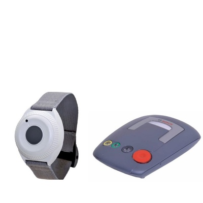 Bosch Carephone 62 and Fall Detector Watch