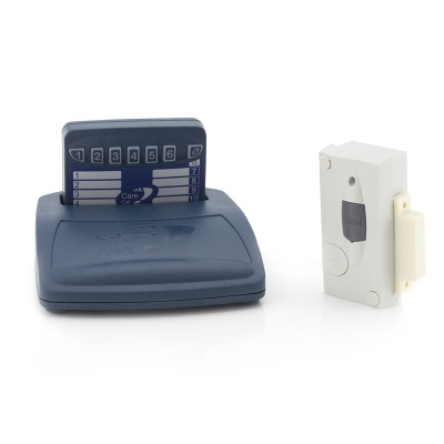 Care Call Door Alarm System with Pager