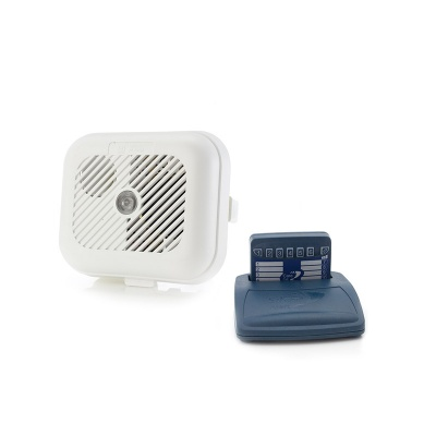 Care Call Smoke Alarm System with Pager