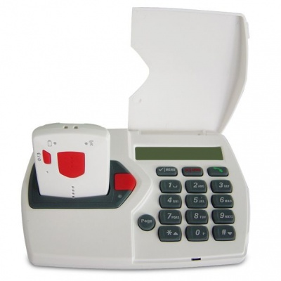 Carephone Landline Emergency SOS Call Alarm