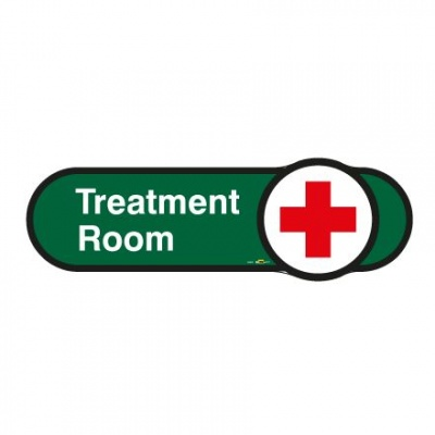 Find Signage Dementia Treatment Room Sign
