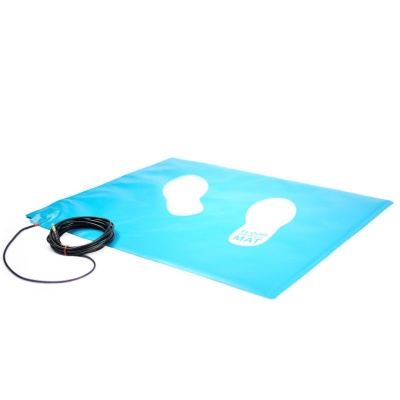 Frequency Precision Floor Pressure Mat (Pager Linked)