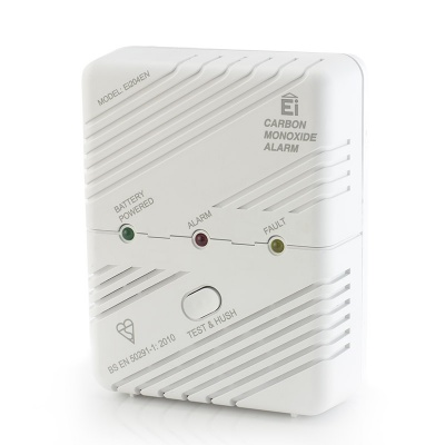 Silent Alert SA3000 Hard of Hearing Wireless Carbon Monoxide Alarm