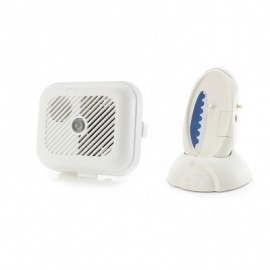 Care Call Smoke Alarm System with Signwave