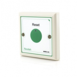Wireless Reset Button for the Rondish Disabled Toilet Alarm